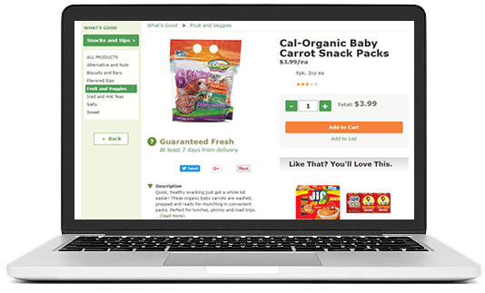 PUT YOUR GROCERY MARKET ONLINE grocery market