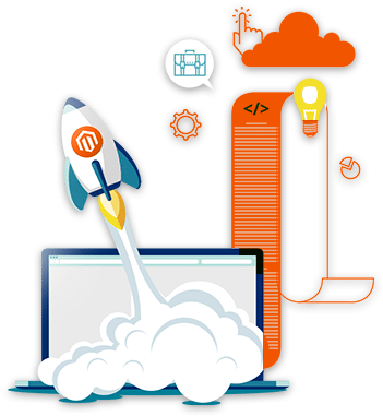 We offer a robust suite of consulting services covering all areas of Magento eCommerce web development